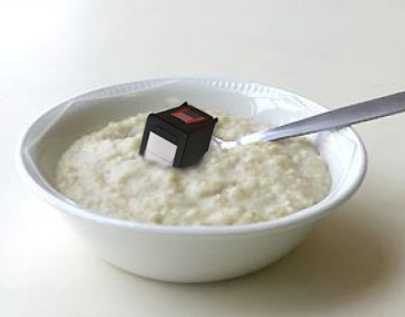 From Cartridge to Porridge