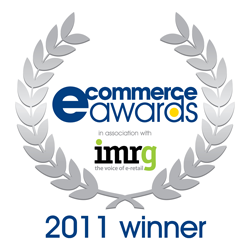 eCommerce Awards for Excellence Winners 2011