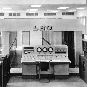 Worlds first business computer