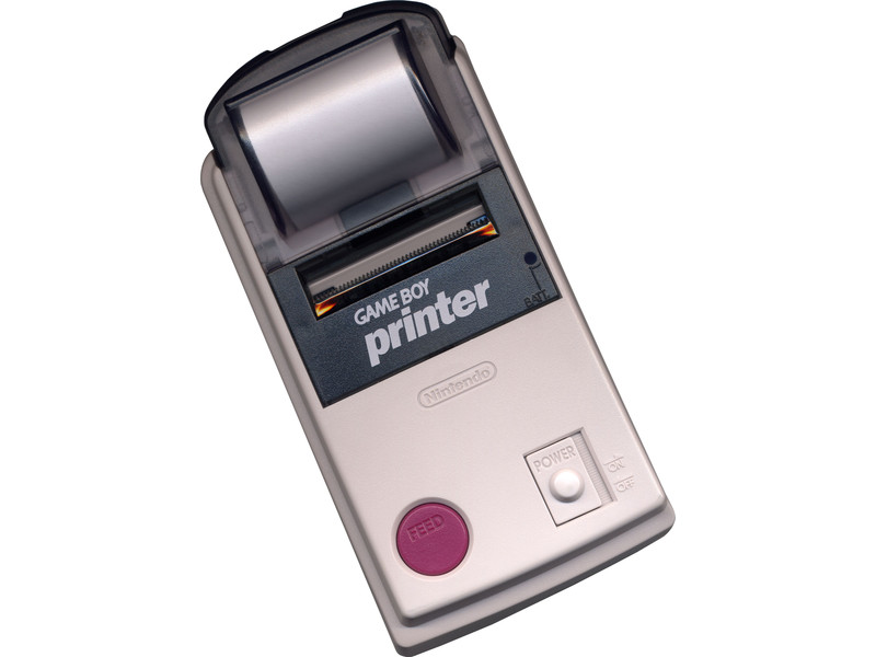 Nintendo GameBoy printer