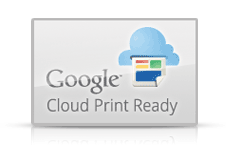 Google Cloud Print Ready Logo