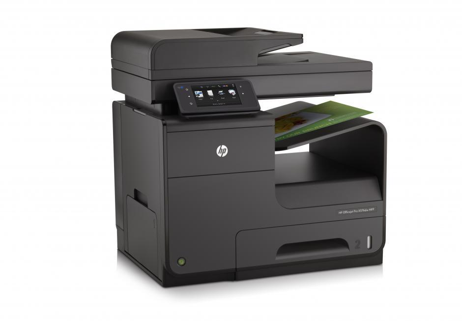 A HP Officejet Pro printer