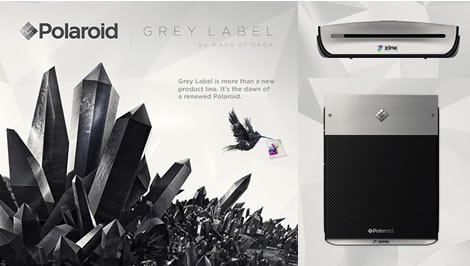 Ad for Polaroid GL10