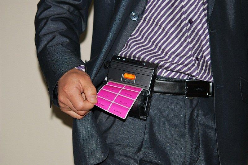 uses for portable printers