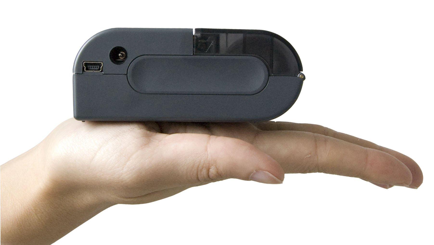A small portable printer