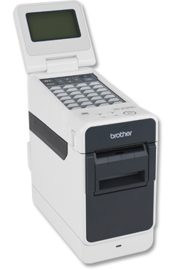 Brother TD-2000 Portable Label Printer