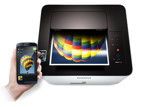 Samsung Xpress C410W Printer