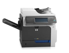A HP Colour LaserJet CM4540
