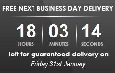 order deadline clock