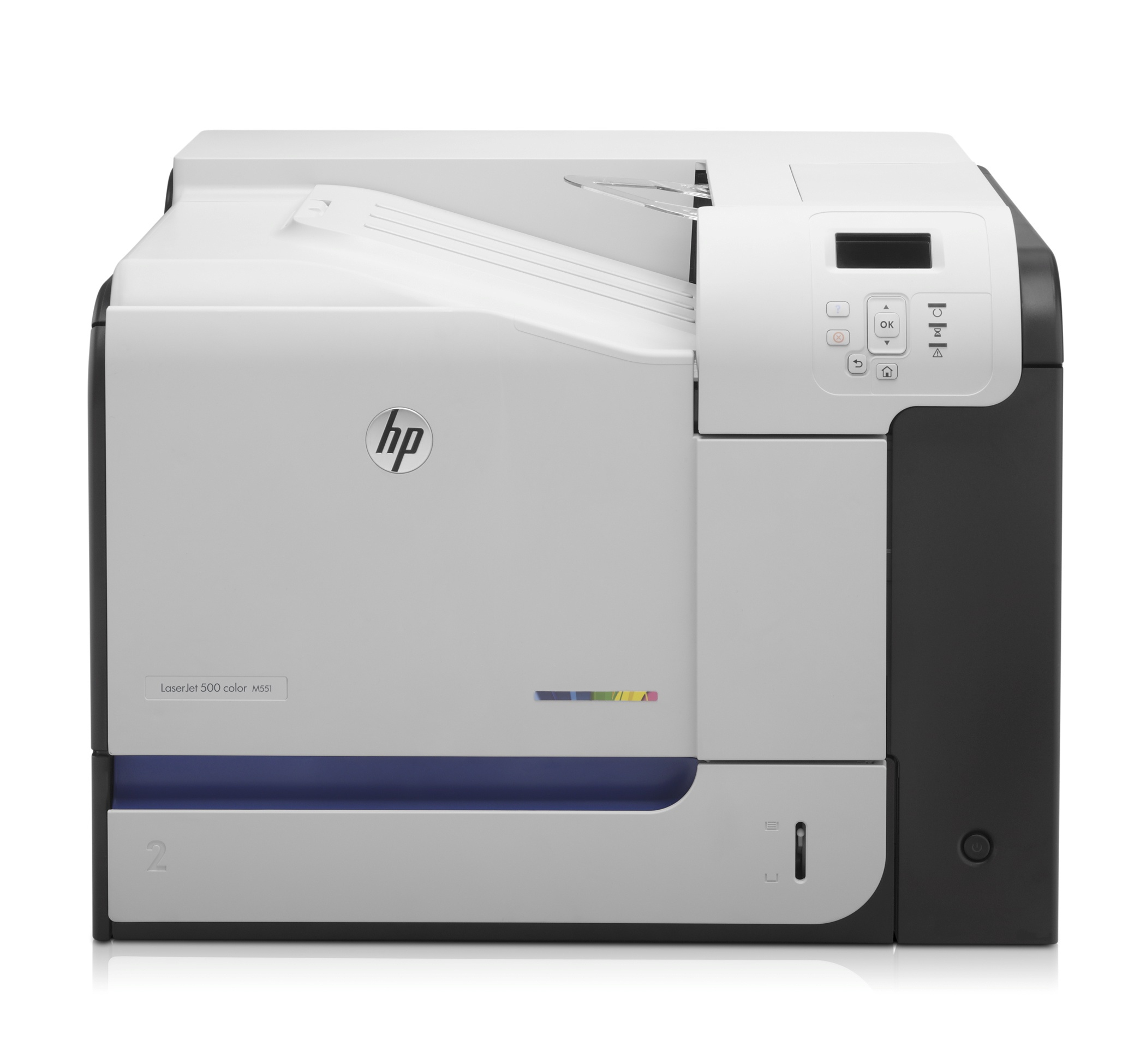 HP PRINTER M551