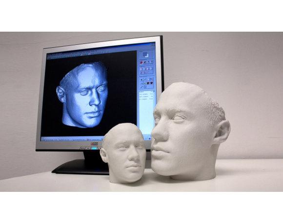 3d printer head model