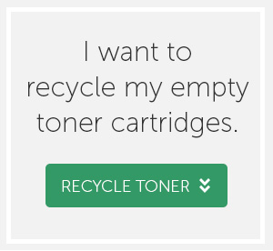 Recycle empty ink cartridges