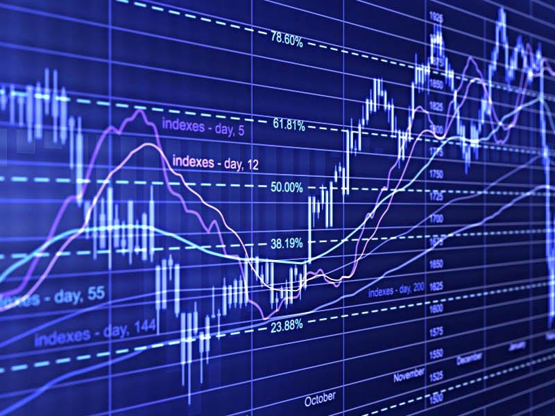 Sales forecast chart