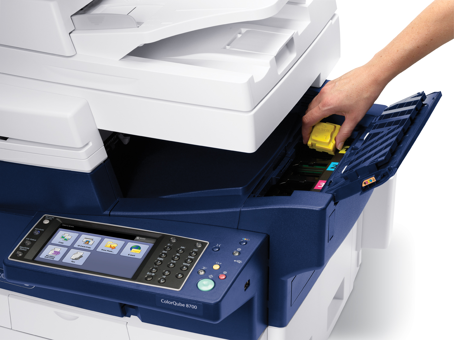 What Are Solid Ink Printers Whats Different About Them