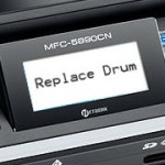 "How to Resolve ""Replace Drum"" After Changing Brother Drum Unit"