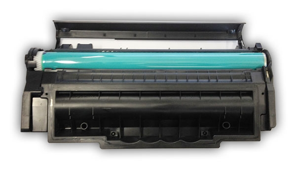 What one of our brand new compatible toner cartridges looks like
