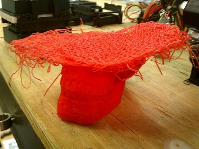 3D Printing Fails