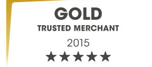 We're Now Officially A Feefo Gold Trusted Merchant!