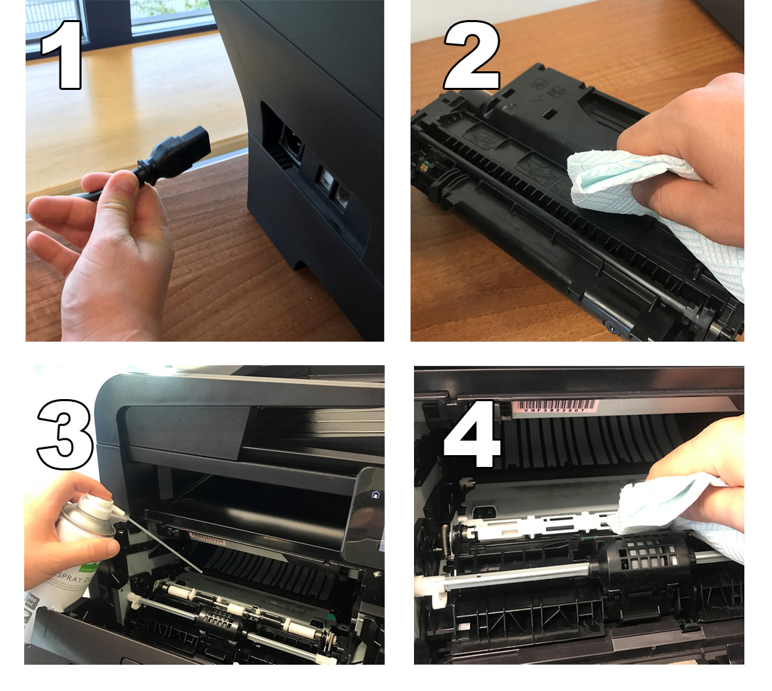 How to Clean Your Laser Printer In 5 Easy Steps