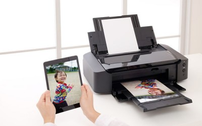 How to Access Your Printer From a Tablet