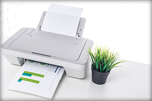 Get more from your printed page