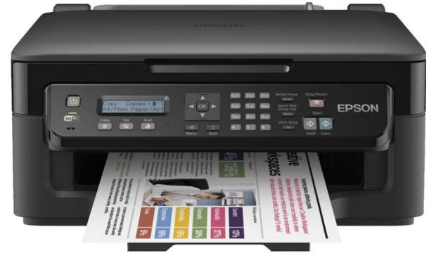 Epson WorkForce WF-2510WF Multifunction Printer