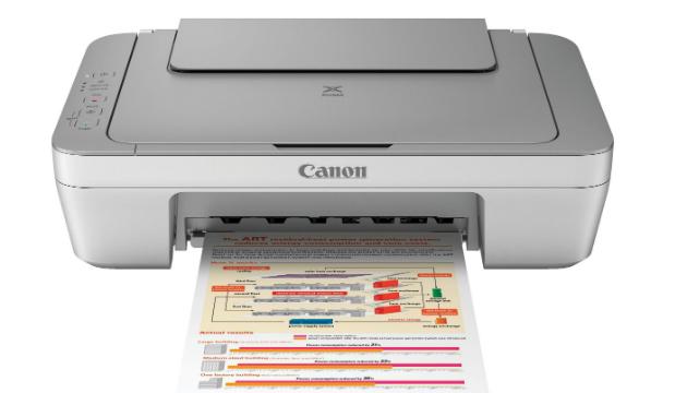 Canon PIXMA MG2450 All-In-One Inkjet Printer