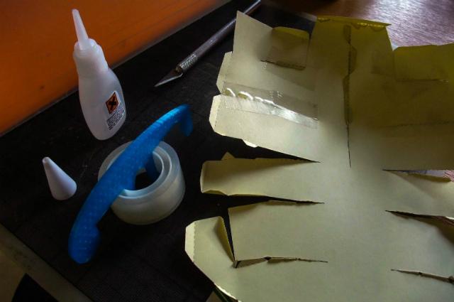 pepakura-materials