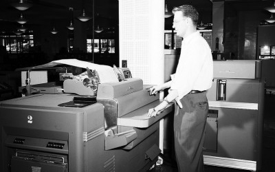 Parchment to Printer: Office Life Through the Ages