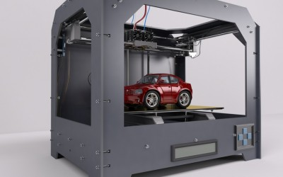 How Close Are We to 3D Printed Cars?