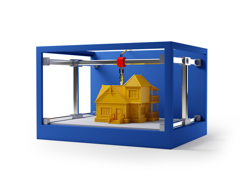 3D print Britain's Homes