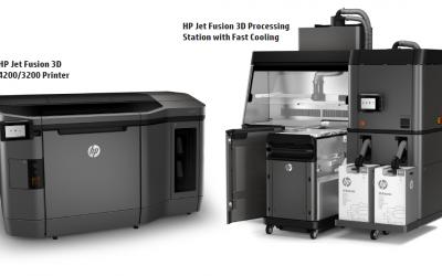 Introducing HP's Jet Powered 3D Printer
