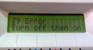 CP2025 79 Error