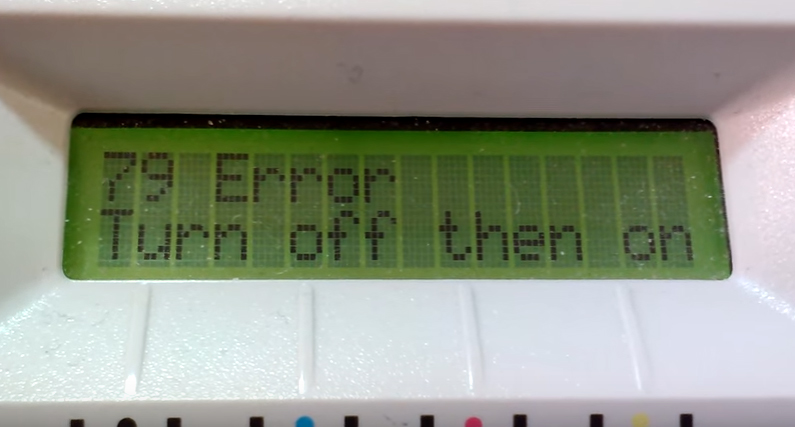 HP CP2025 Printer Error 79 – Fixed in 4 easy steps