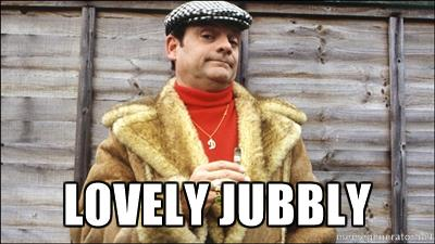 Dell Lovely Jubbly
