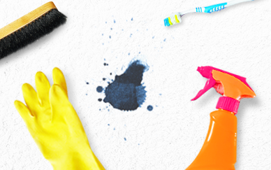 The Ultimate Guide: How to remove ink stains