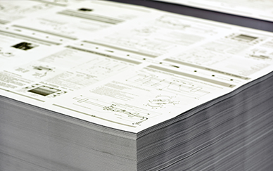 What does collate mean when printing?
