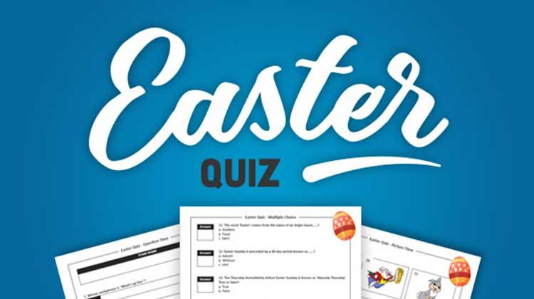 Easter Quiz